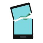 naprawa uszkodzonej obudowy w smartphone